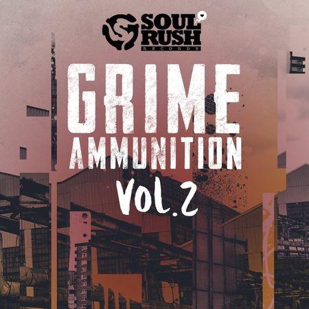 Grime Ammunition Vol 2 WAV