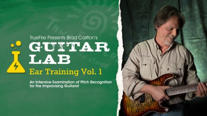 Guitar Lab Ear Training Vol.1 TUTORiAL