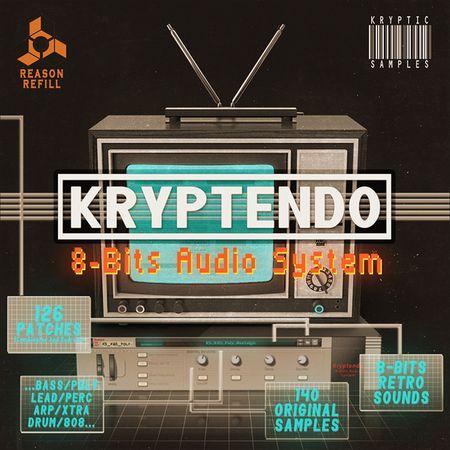 Kryptendo 8-Bits Audio System MULTiFORMAT-DECiBEL