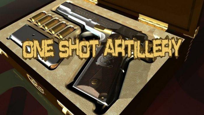 One Shot Artillery WAV Mashine