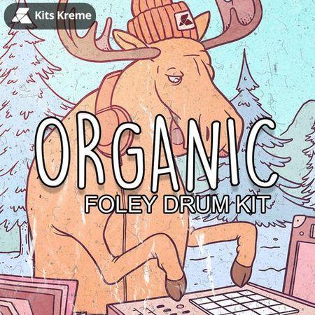 Organic Foley Drums WAV-DISCOVER
