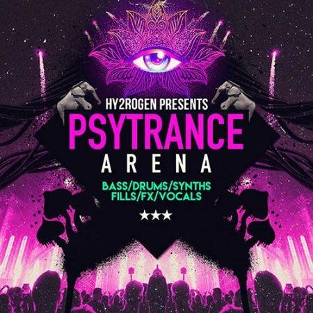 Psytrance Arena MULTiFORMAT-DISCOVER