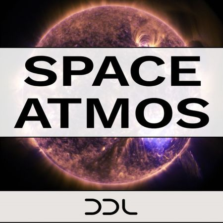 Space Atmos WAV MiDi-DISCOVER