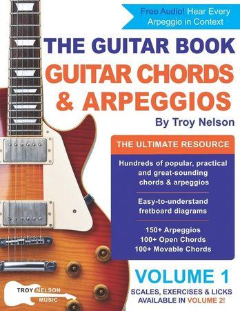 The Guitar Book Vol 1 New Guitar Chords & Arpeggios PDF
