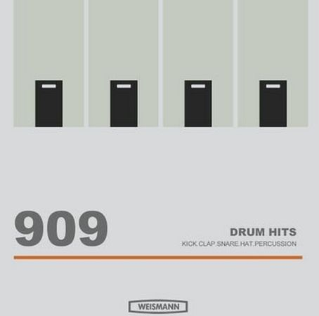 909 Drum Hits WAV-DECiBEL