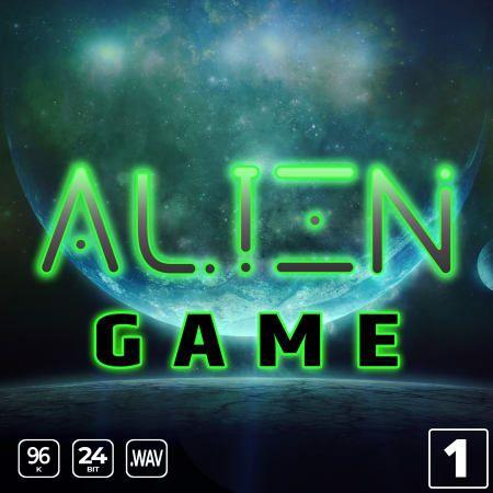 Alien Game WAV