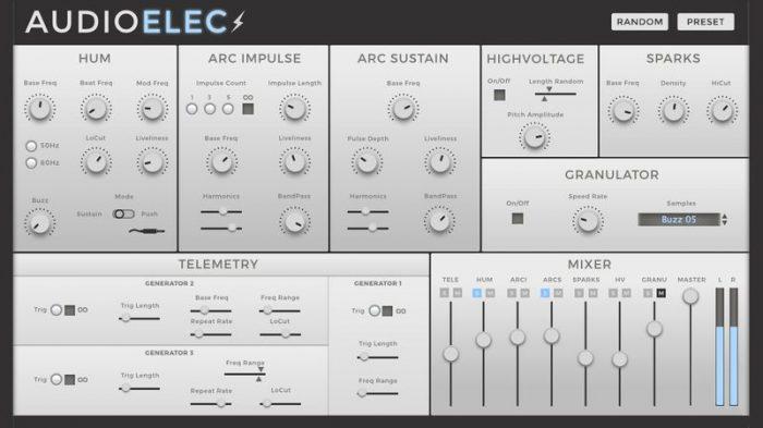 AudioElec v1.4.3 VST VST3 AAX-R2R
