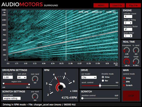 AudioMotors Pro v3.5.1-R2R
