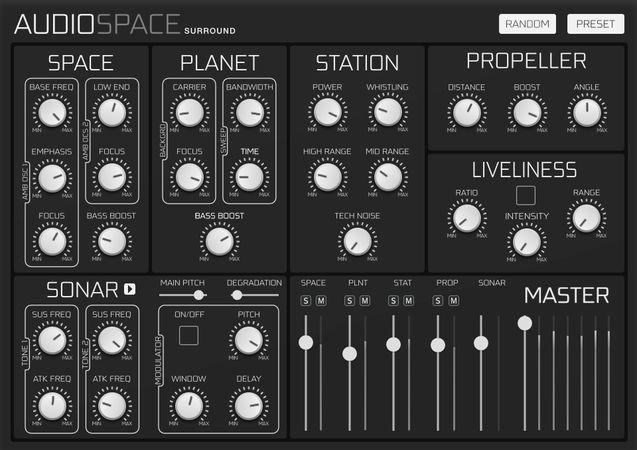 AudioSpace v1.5.5-R2R