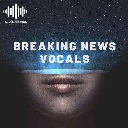 Breaking News Vocals WAV MiDi-DISCOVER