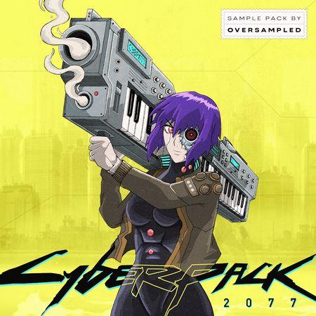 CYBERPACK 2077 WAV MiDi