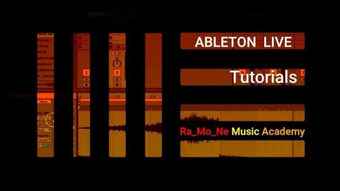 Electrónica Ableton Live10 Level 1 TUTORiAL