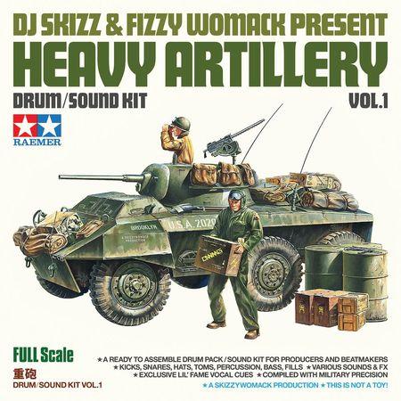 Heavy Artillery Vol. 1 WAV
