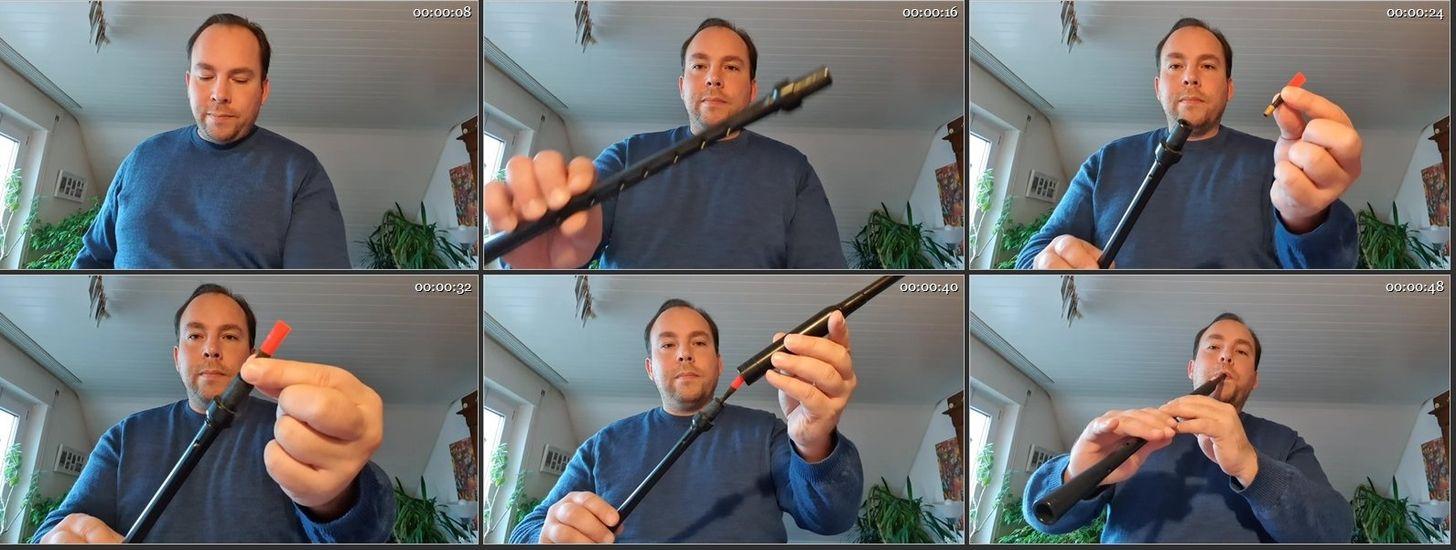 Highland Bagpipe Basic Exercises