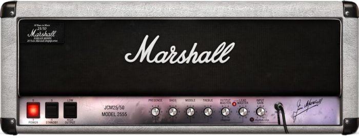Marshall Silver Jubilee 2555 v2.5.9-R2R