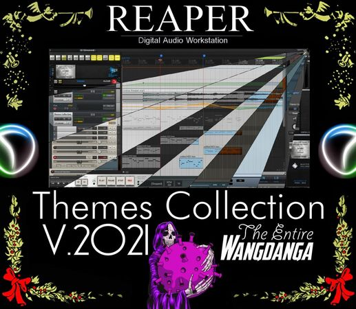REAPER Themes Collection v.2021