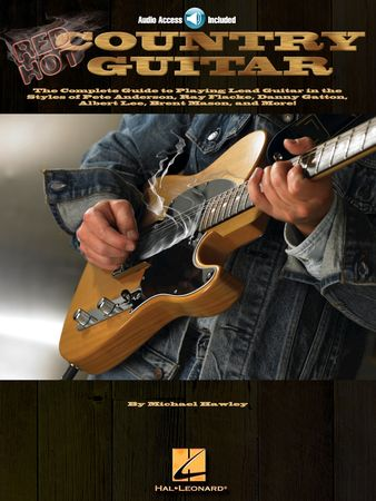 Red Hot Country Guitar PDF MP3