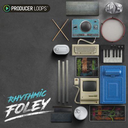 Rhythmic Foley MULTiFORMAT-DECiBEL