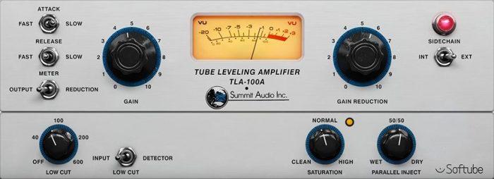Summit Audio TLA-100A v2.5.10-R2R