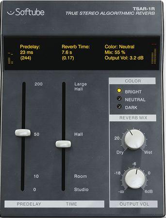 TSAR-1R Reverb v2.5.9-R2R