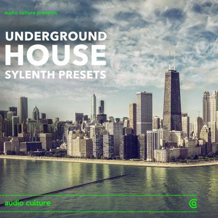 Underground House Sylenth Presets FXB