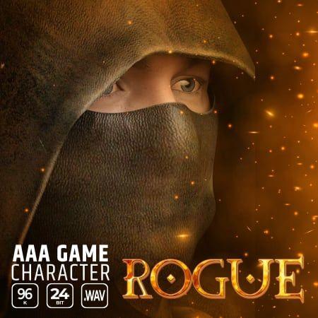 AAA Game Character Rogue WAV