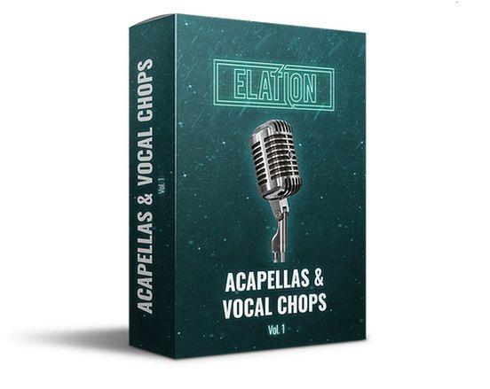 Acappelas And Vocal Chops Vol. 1 Wav
