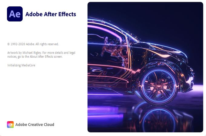 after effects 2020 v17.7 macos tnt