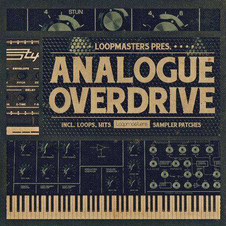 analogue overdrive multiformat decibel
