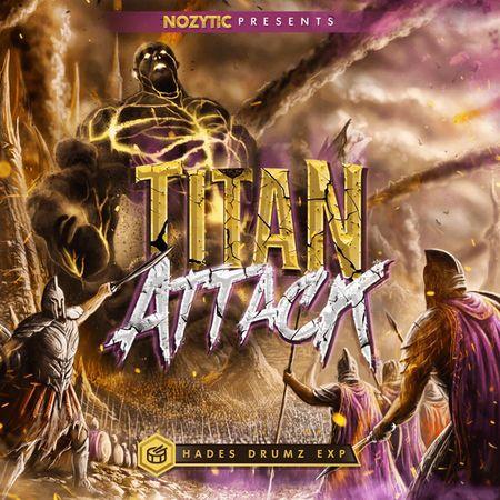 Titan Attack Hades Drumz Expansion-SYNTHiC4TE