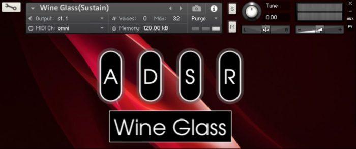 Wine Glass EXS KONTAKT [FREE]