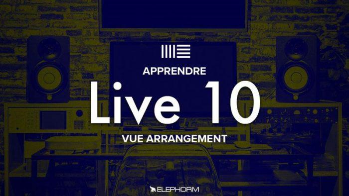 ableton live 10 arrangement tutorial