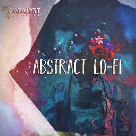 abstract lo fi wav decibel