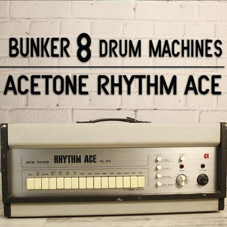 acetone rhythm ace drum machine wav decibel