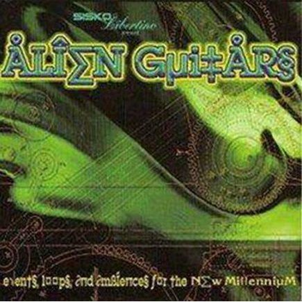 alien guitars vol.1 akai