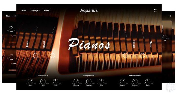 aquarius piano kontakt