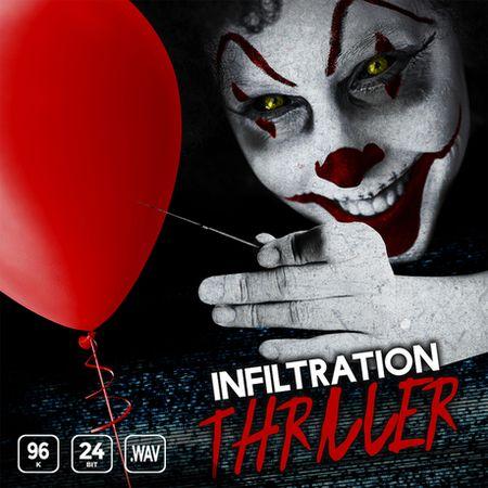 infiltration thriller 1624bit wav decibel