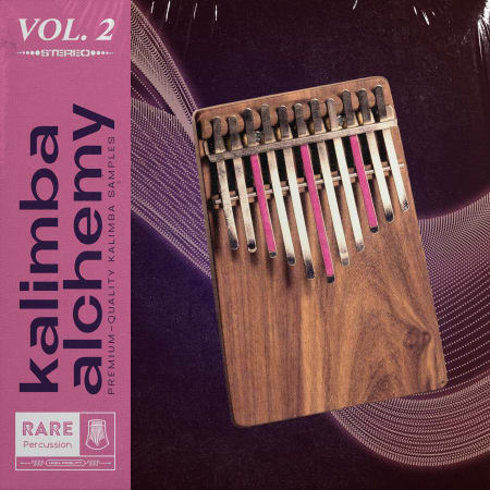 kalimba alchemy vol 2 wav