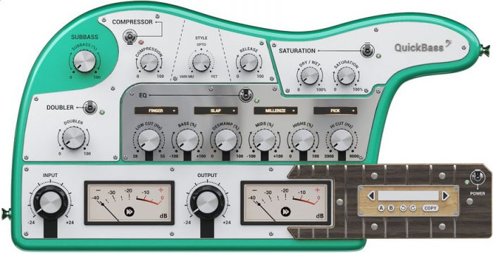 quick bass v1.0 incl patched and keygen r2r