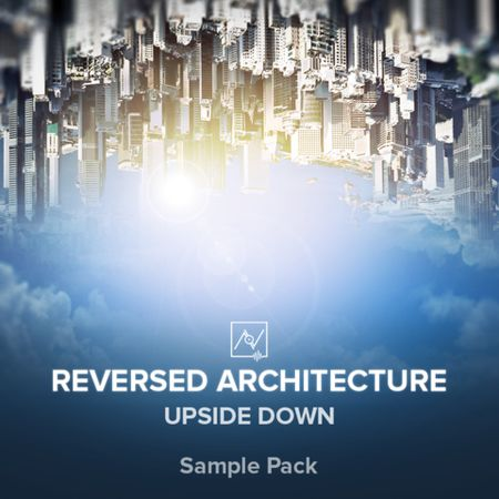 reversed architecture upside down wav decibel