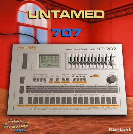 untamed 707 kontakt