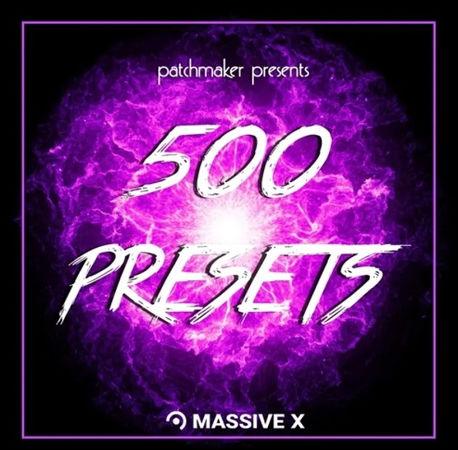 500 presets for massive x discover