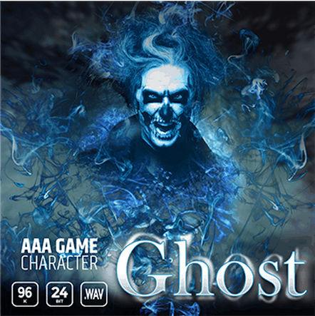 aaa game character ghost wav