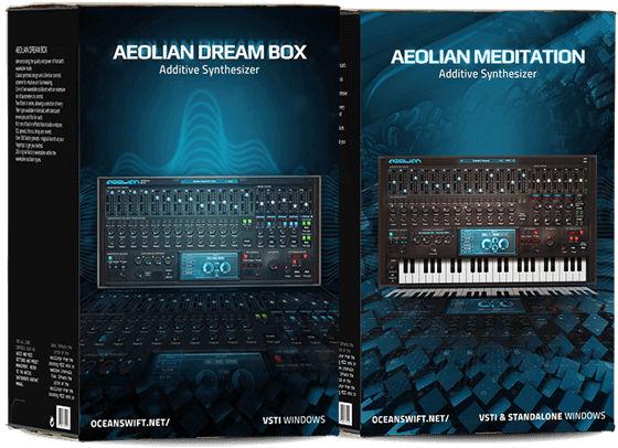 aeolian meditation & dream box vst win