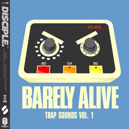 barely alive trap sounds vol. 1 wav