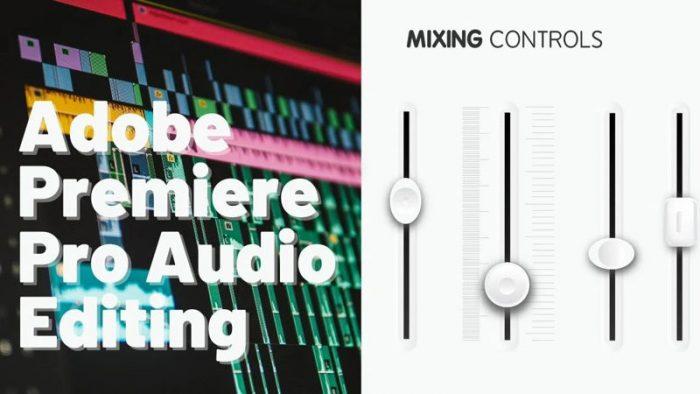 edit audio in adobe premiere pro tutorial