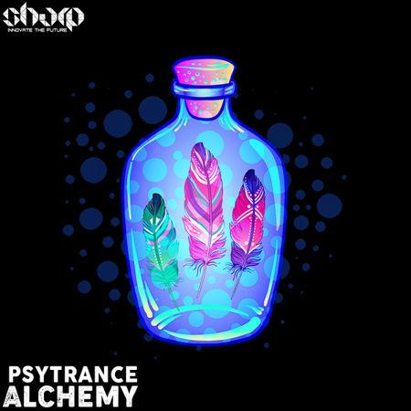 psytrance alchemy wav midi fantastic