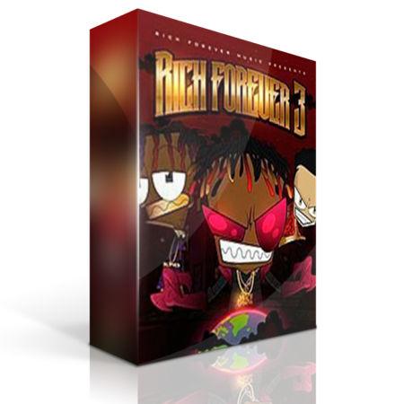 rich forever vol.3 (drum kit) wav