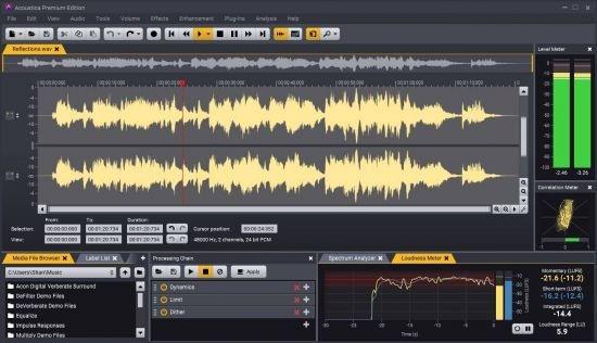 acoustica premium 7.3.3 (x64)