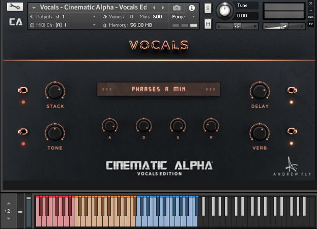 cinematic alpha v2.0 kontakt